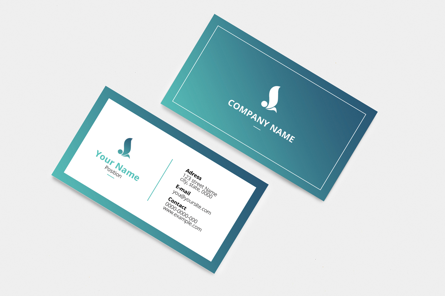 Creative Business Card Corporate Identity