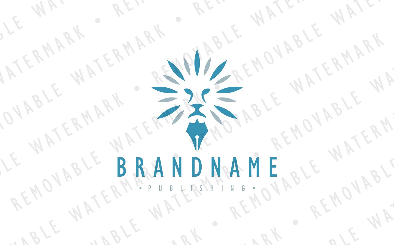 Lion Publishing Logo Template