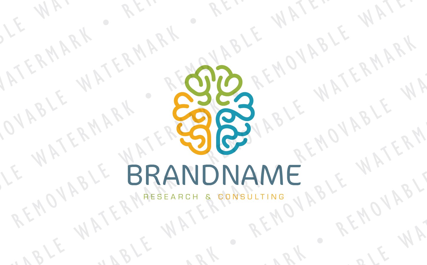 Collective Intellect Logo Template