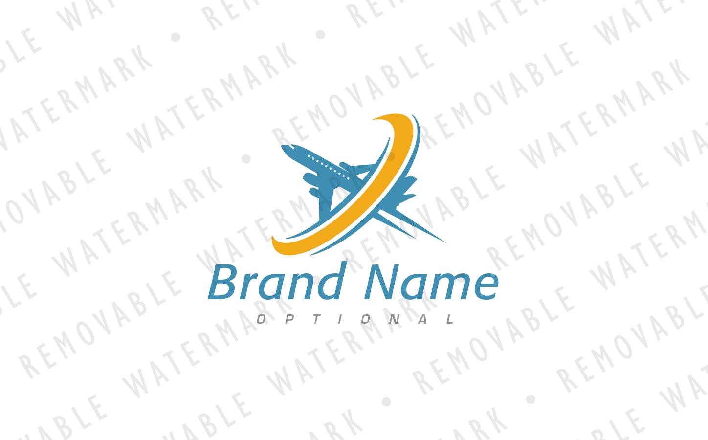 Rapid Travel Logo Template