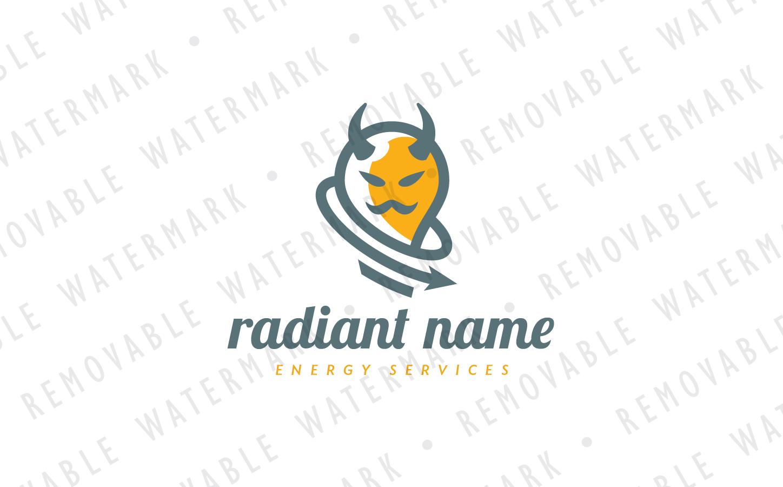 Devil Energy Logo Template