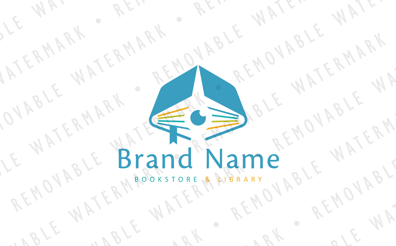 Eye of Knowledge Logo Template