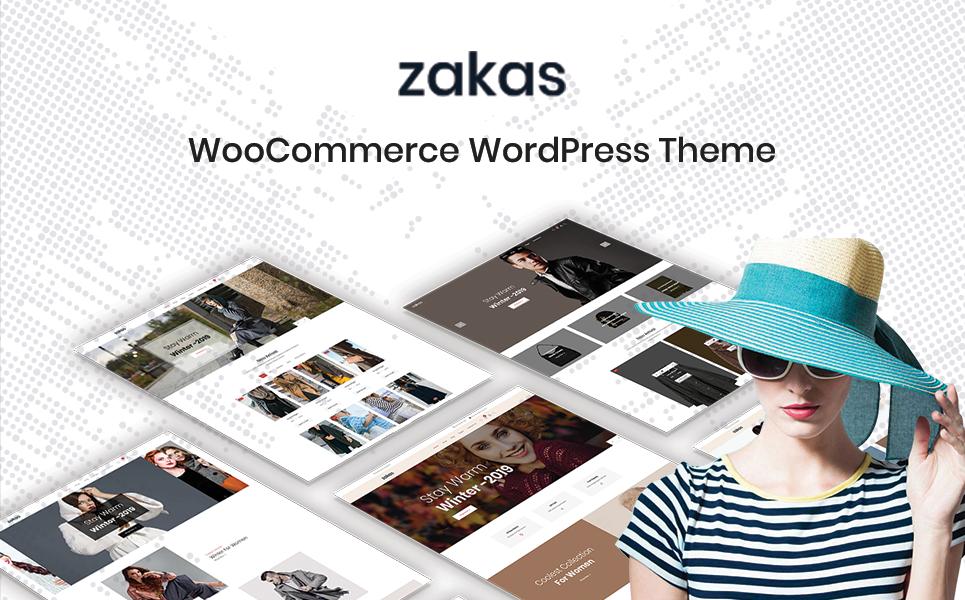 Zakas WooCommerce Theme