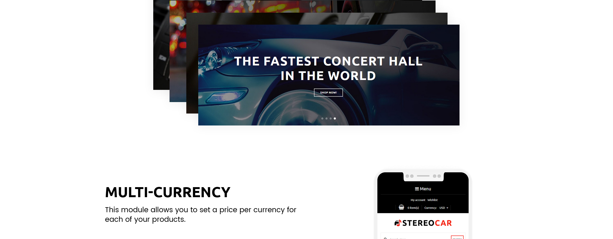 Stereocar - Efficient Automobiles Parts & Accessories Online Shopify Theme