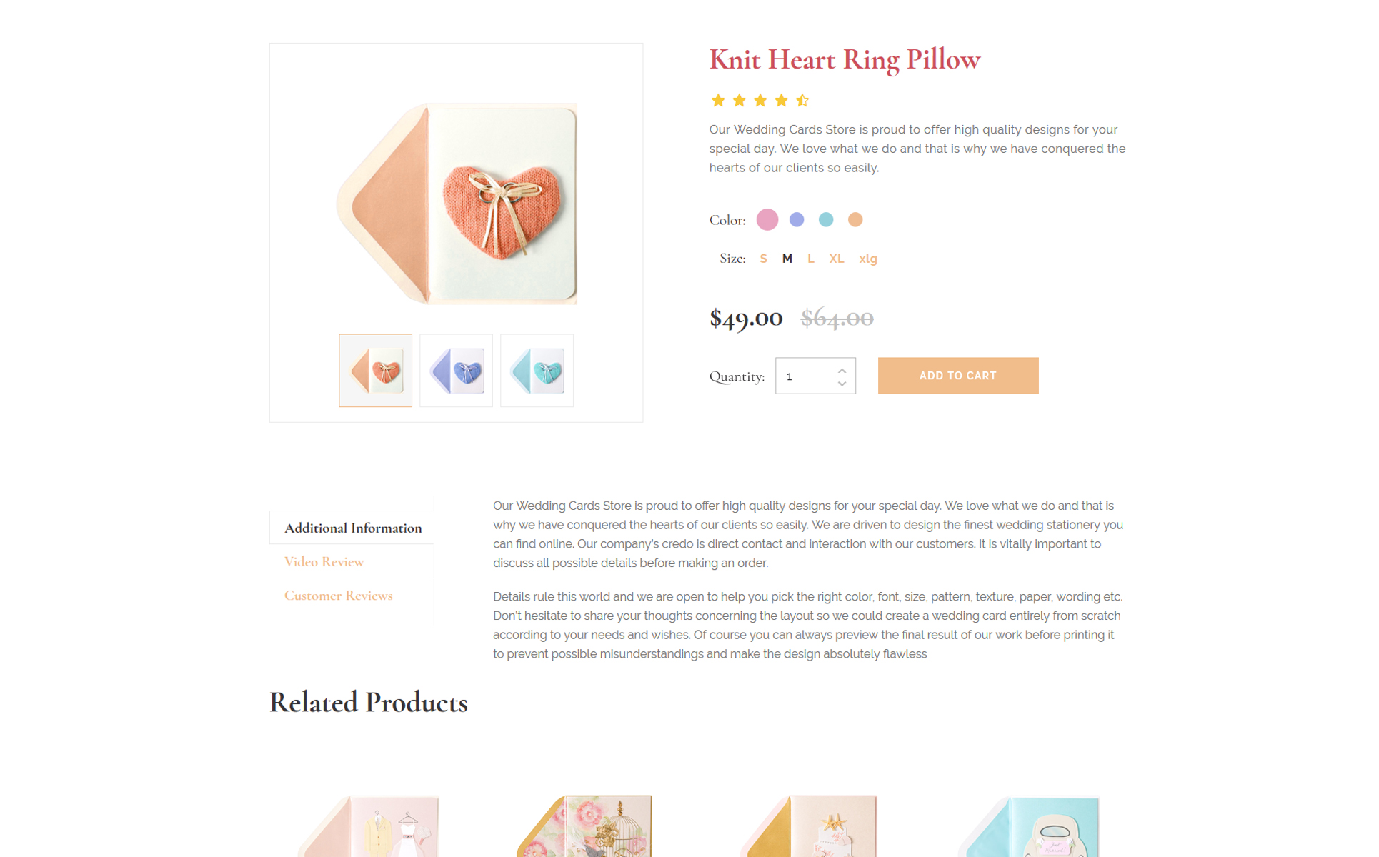 Brides - Wedding Magazine Multipurpose HTML Website Template Big Screenshot