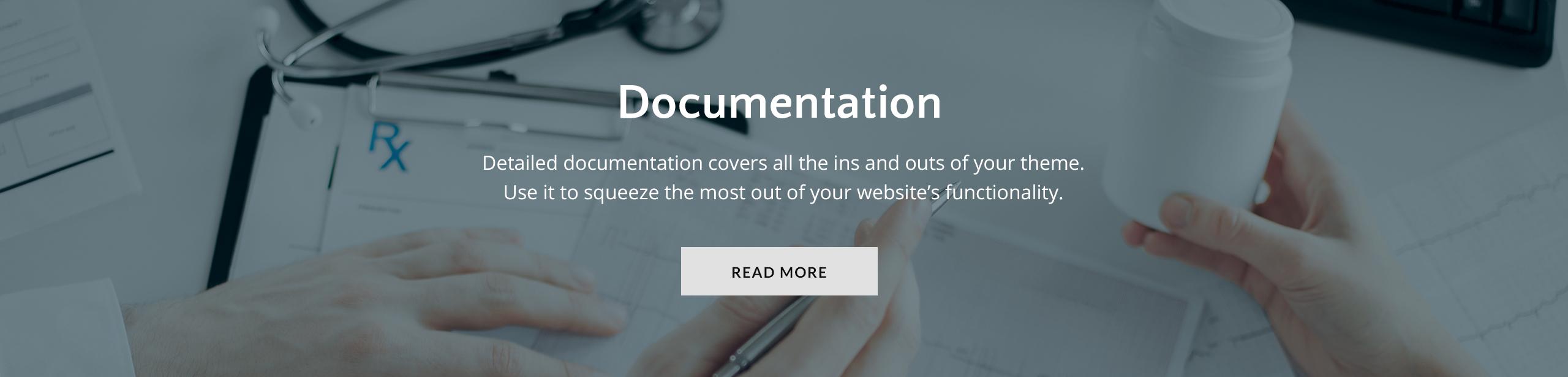 Health Website Template