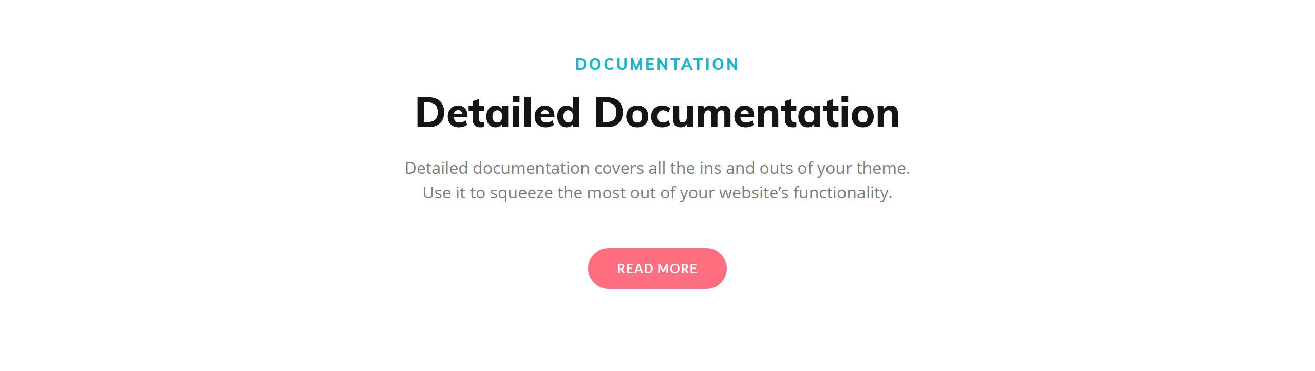 Alice Website Template