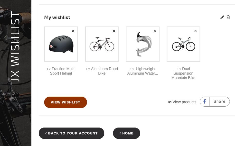 Eveprest Bike 1.7 - Bike Store PrestaShop Theme