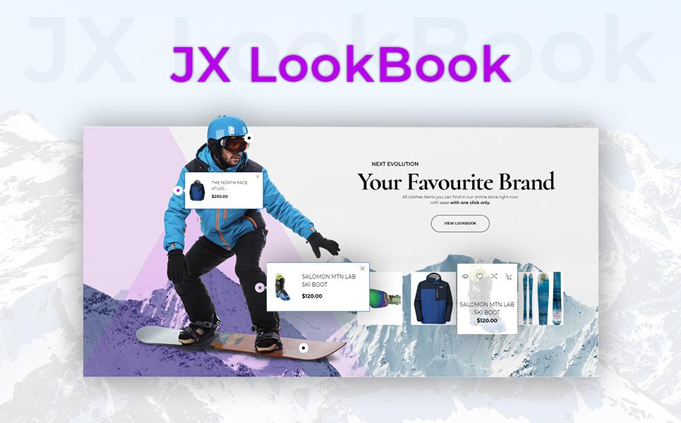 Nextprest - Extreme Store Clean Bootstrap Ecommerce PrestaShop Theme