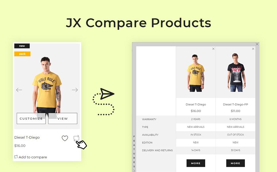 StyleLoft - T-Shirts Store Ecommerce Bootstrap Clean PrestaShop Theme