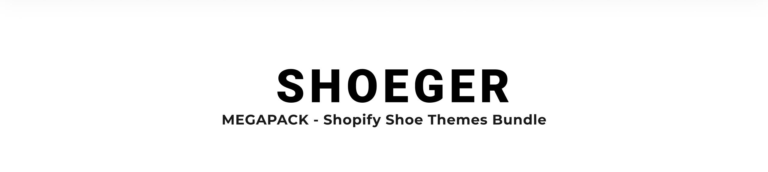 Shoes Store Templates Shopify Theme