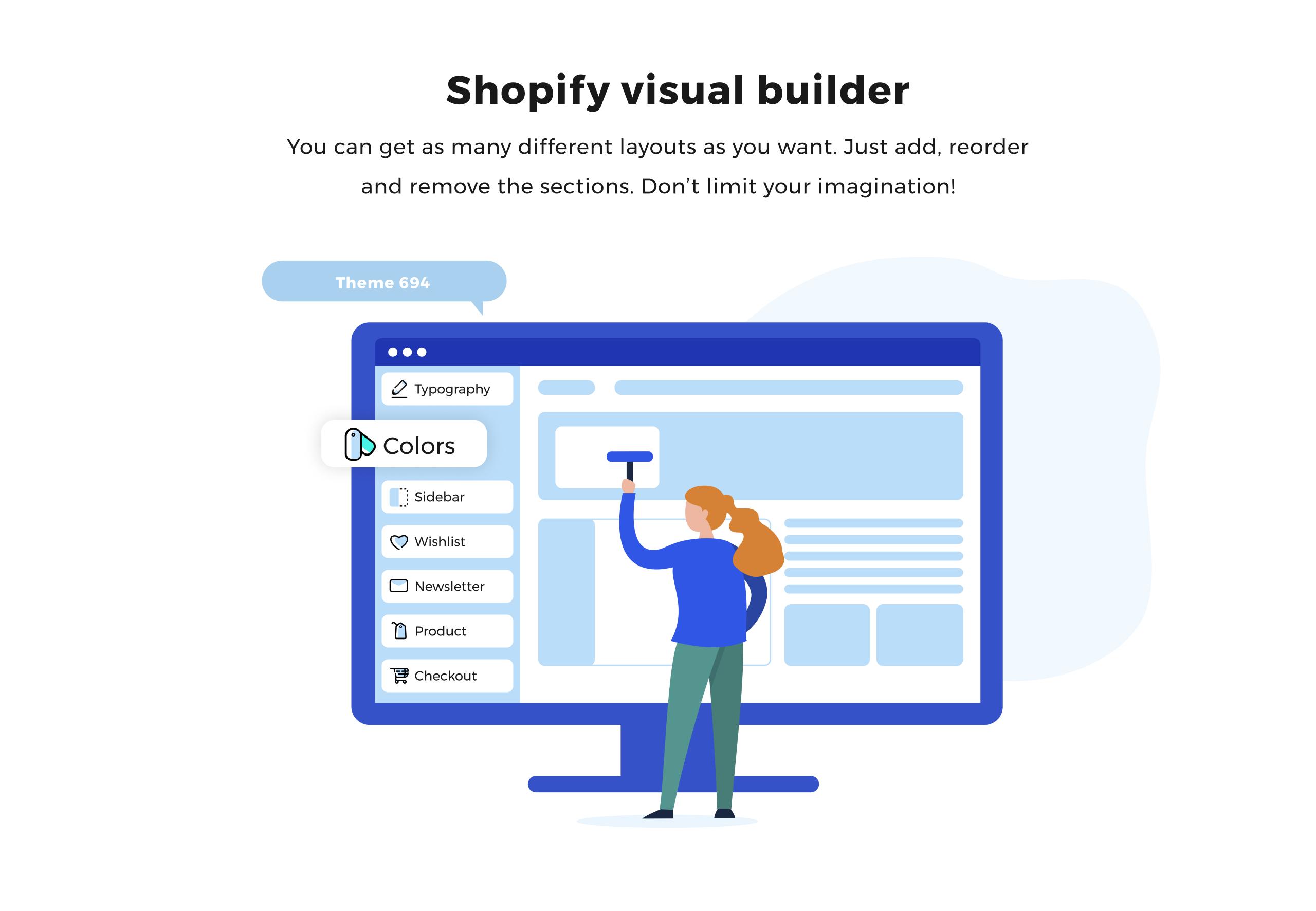 Shopify Lookbook Carousel Template Shopify Theme