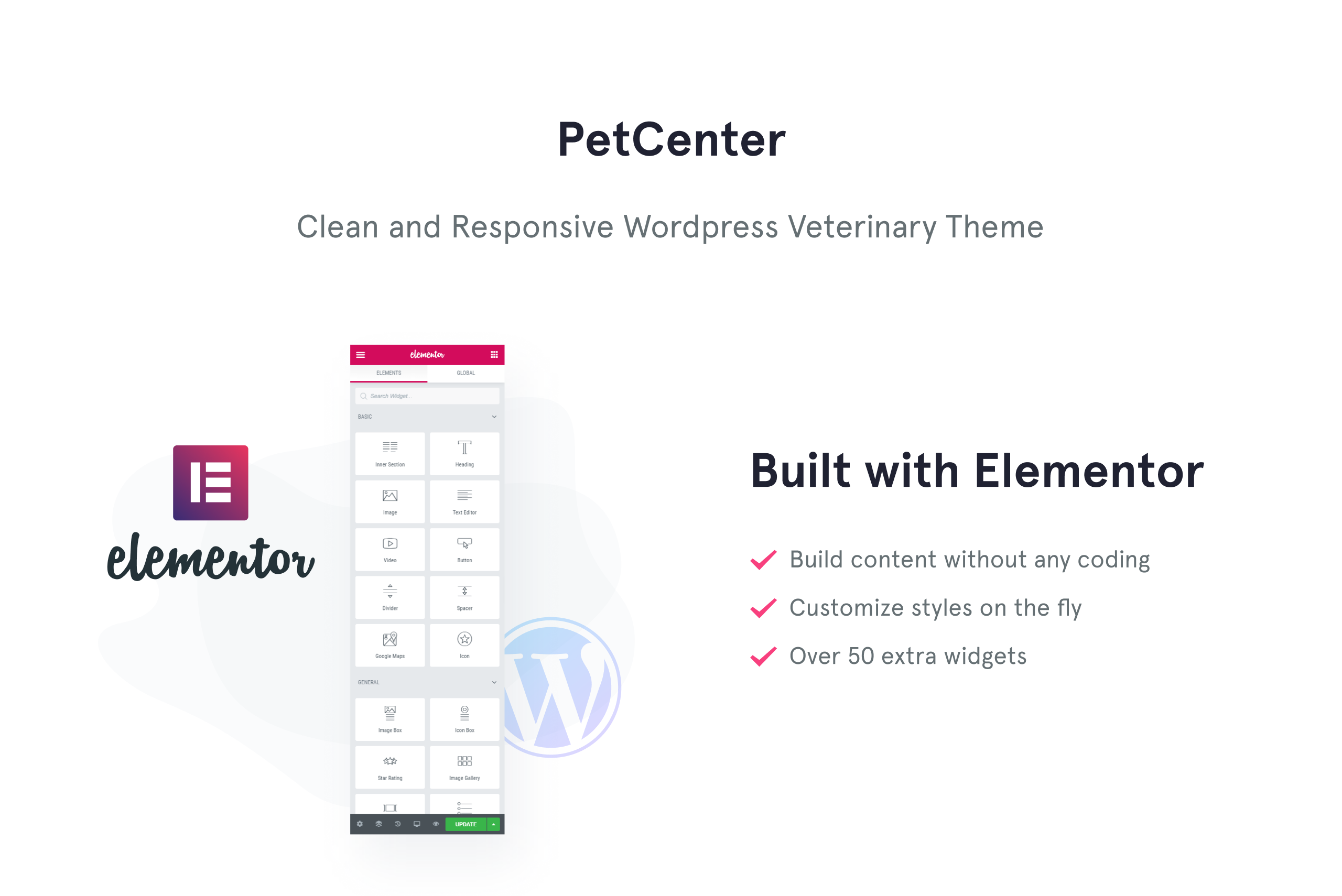 PetCenter - Animals & Pets Responsive WordPress Theme