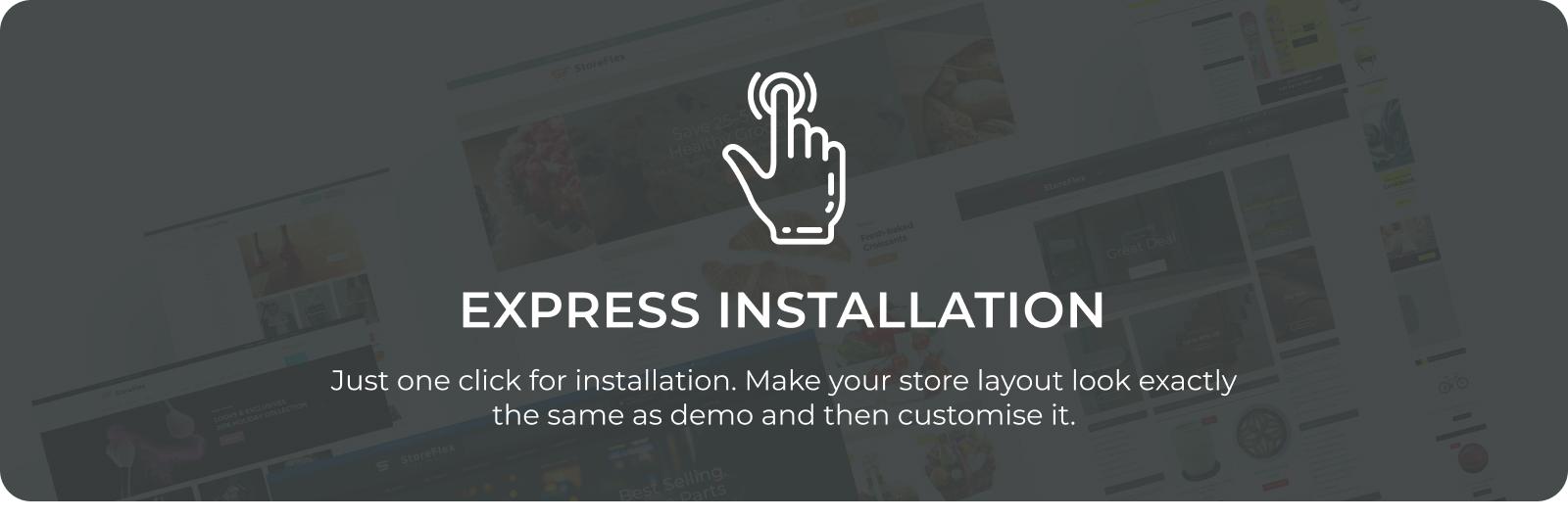 Storeflex Barbershop Online Template OpenCart Template
