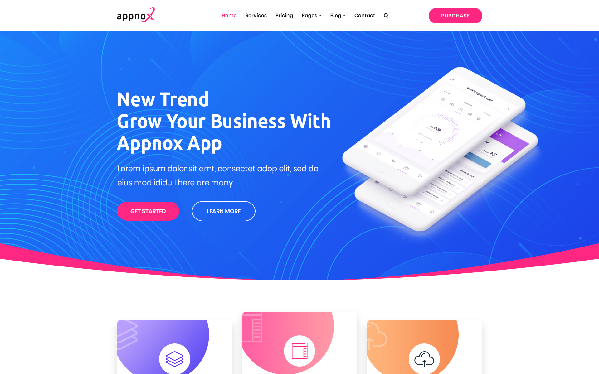 Appnox - Product Landing WordPress Theme