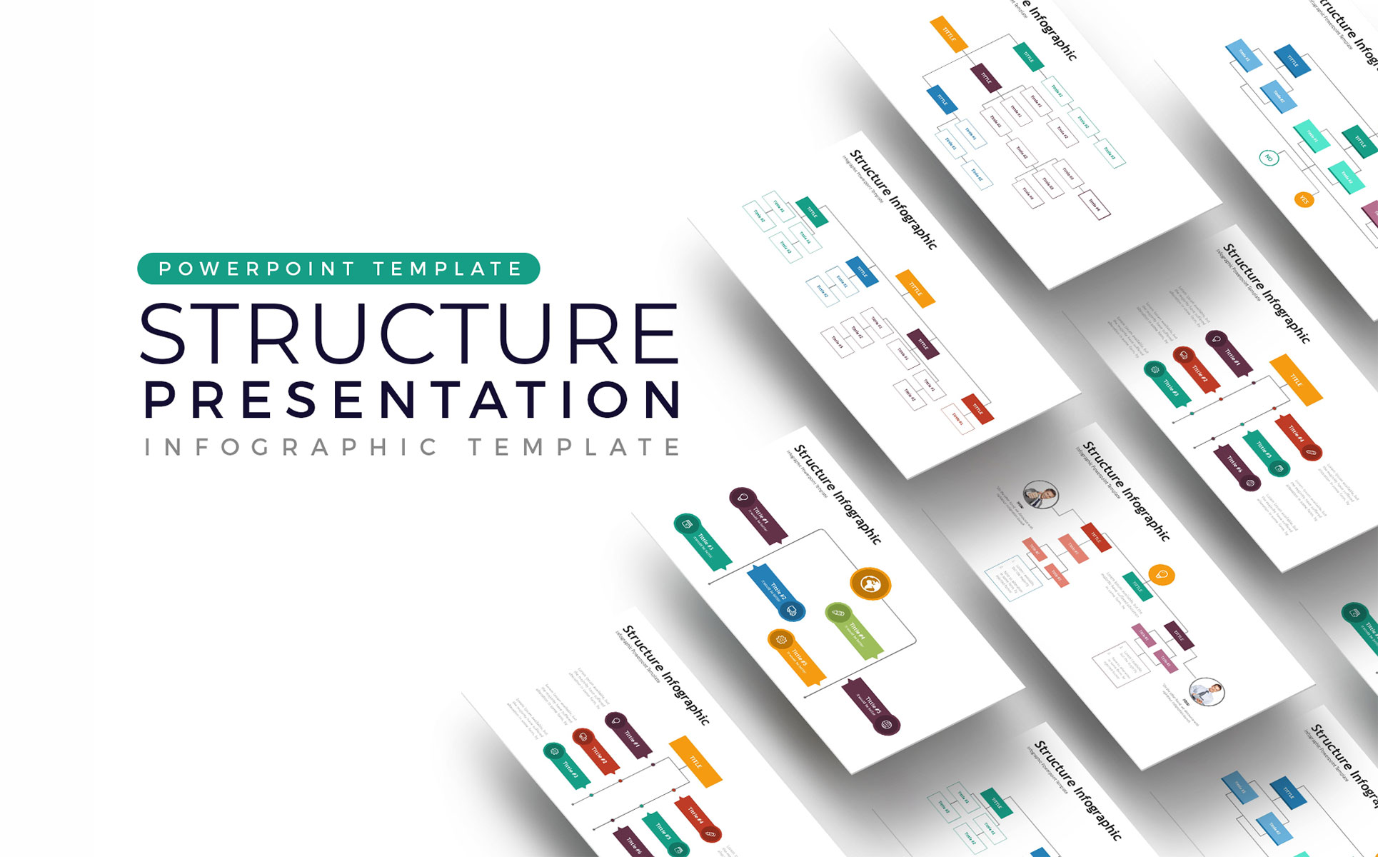 Structure - Infographic PowerPoint Template
