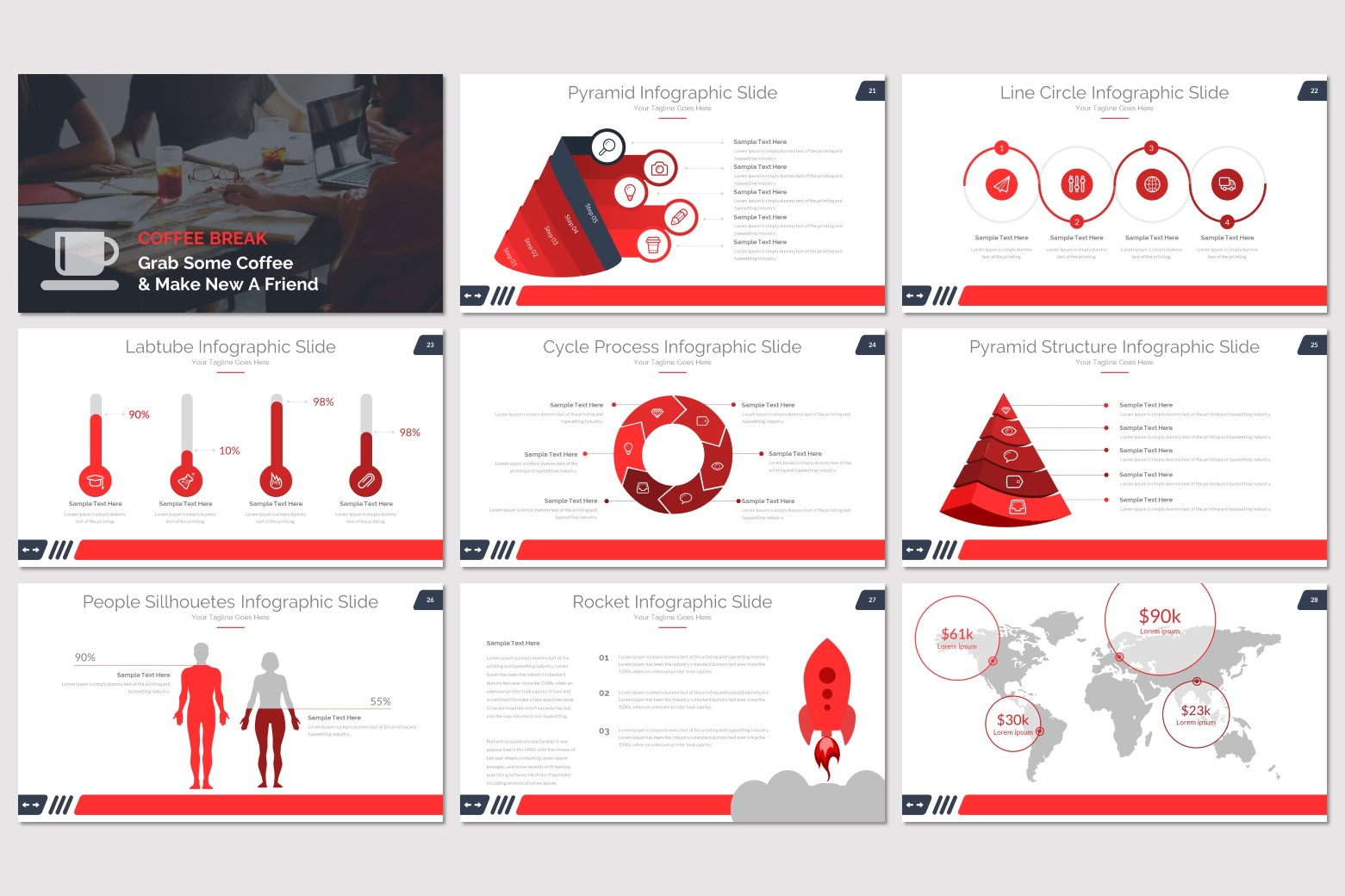 MIRACLE - Presentation PowerPoint Template