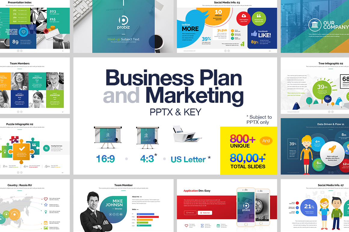 10 Best Business PowerPoint PowerPoint Template