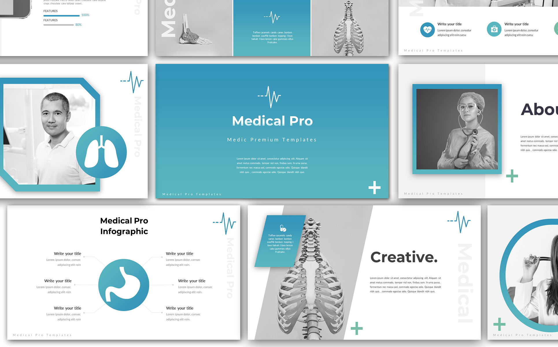 Medical Pro - Keynote Template