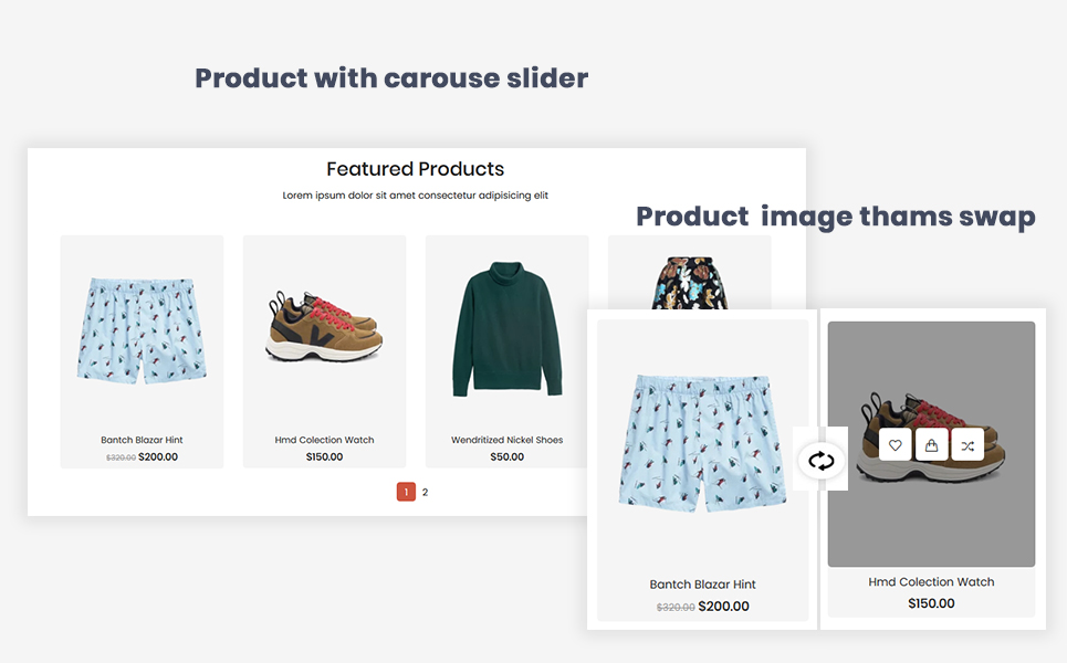Midelrs - Fashion eCommerce Shopify Theme