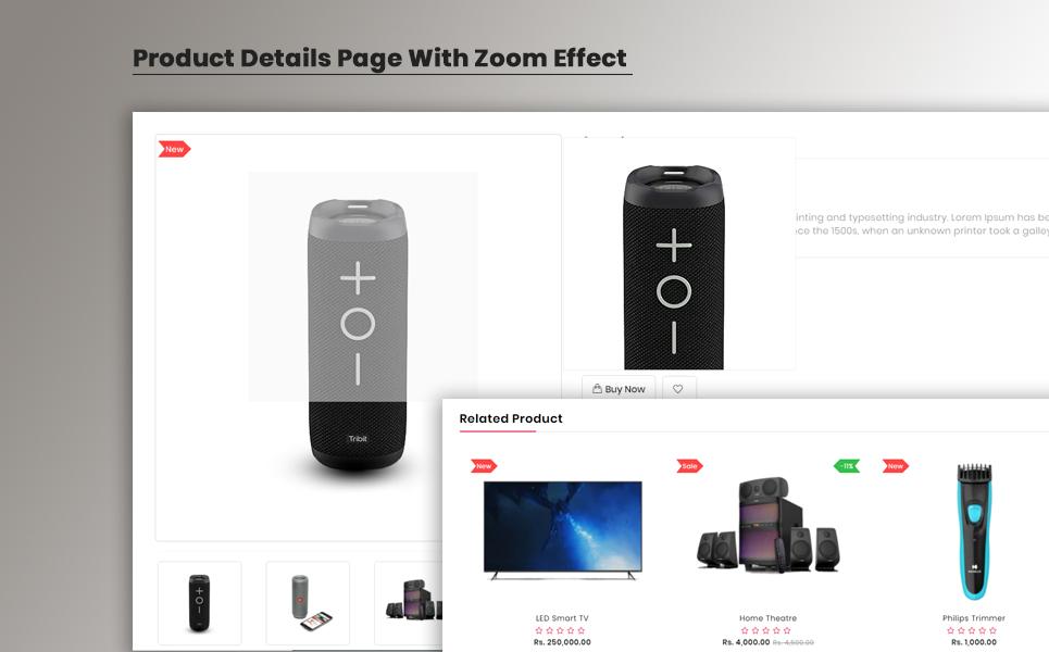 Electrofyshop - The Electronics & Smartphones Shopify Theme