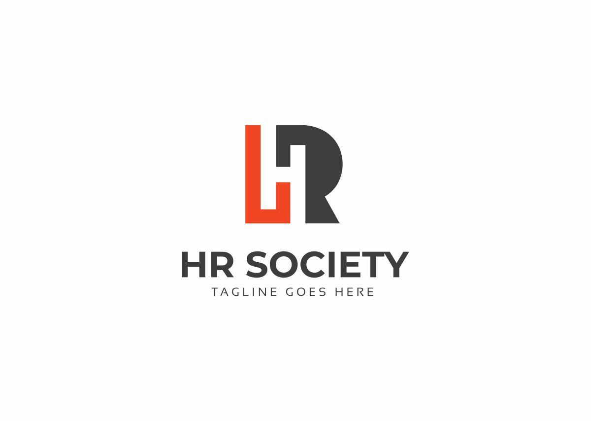 HR Society Logo Template