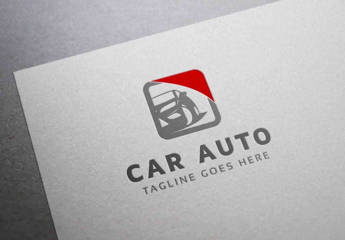 Car Auto Logo Template