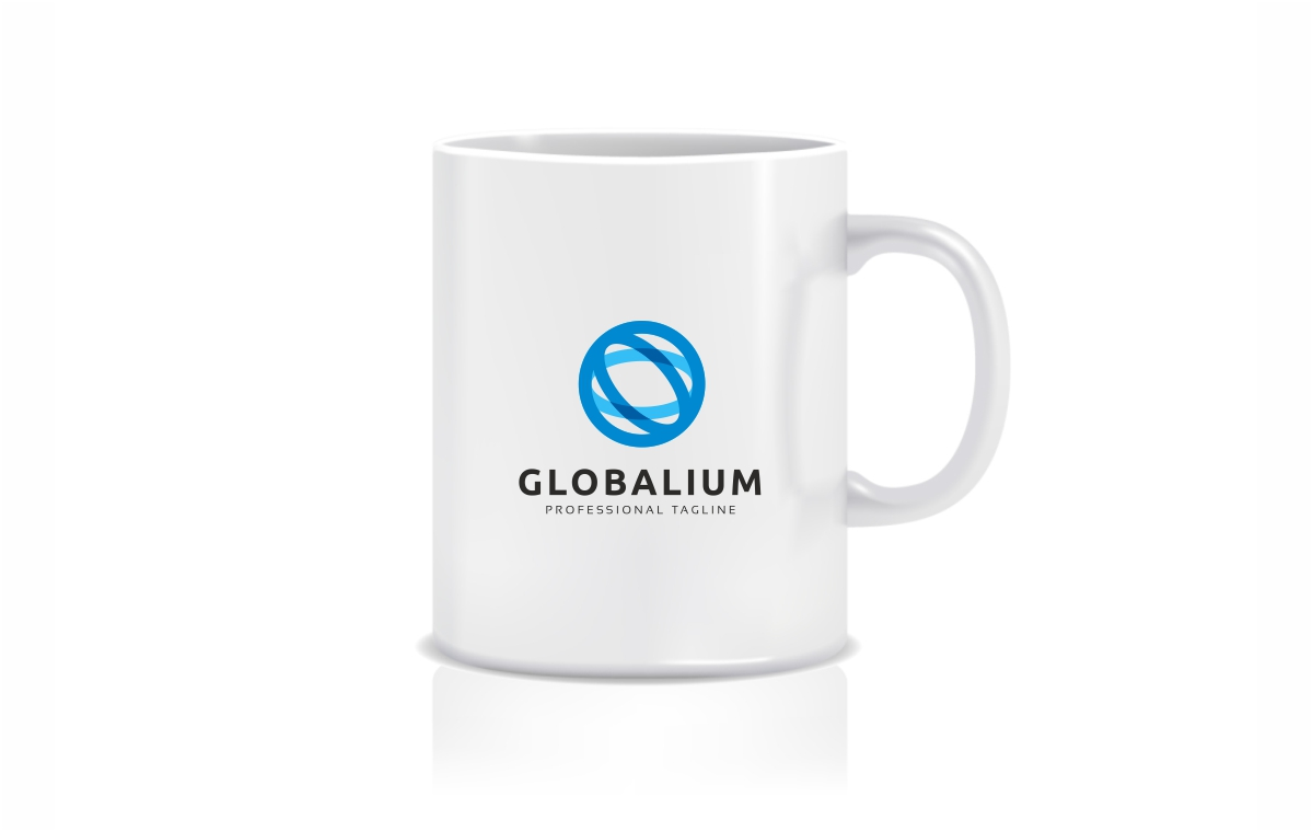 Globalium Logo Template