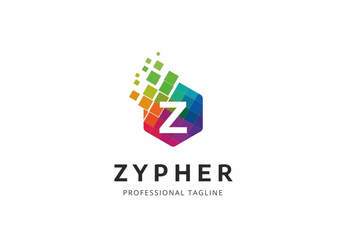 Zypher Z Letter Logo Template
