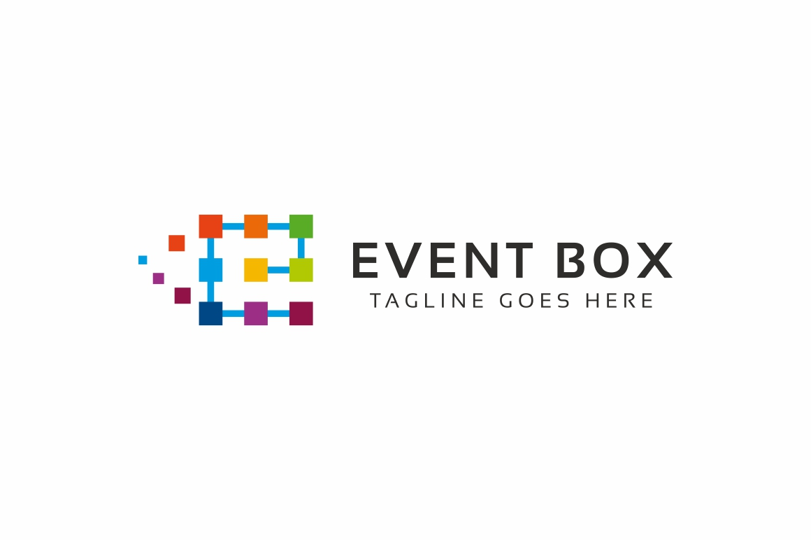 Event Box Logo Template