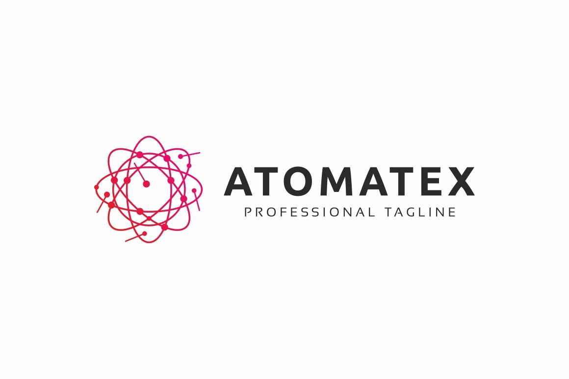 Atomatex Logo Template