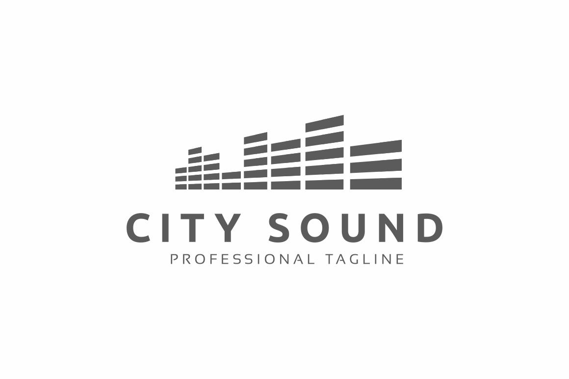 City Sound Logo Template