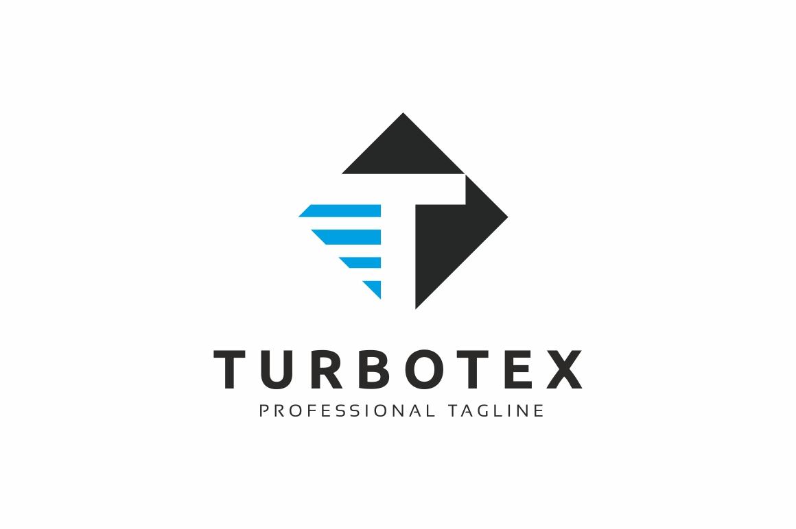Turbotex Logo Template