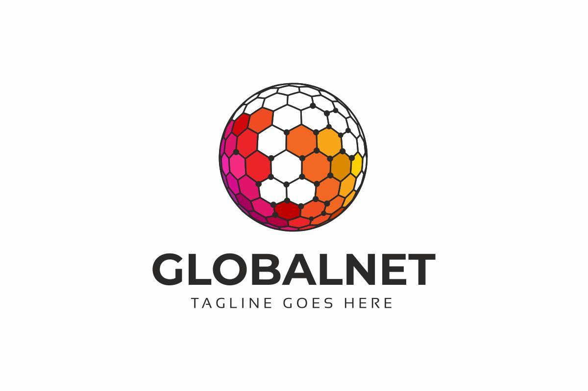 Globalnet Logo Template