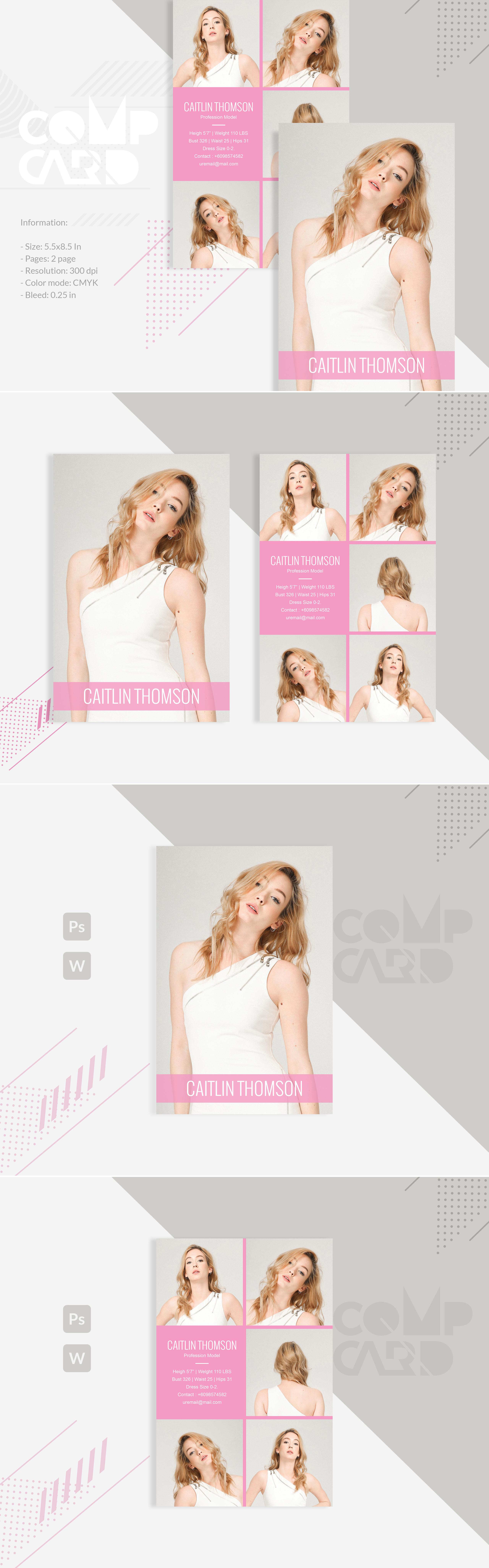 Caitlin Thomson Corporate Identity