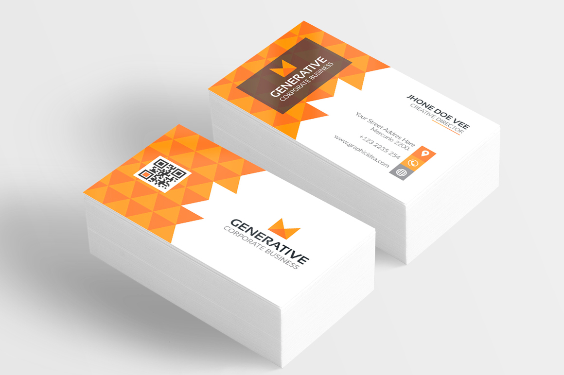 Business Card | vol.03 Corporate Identity