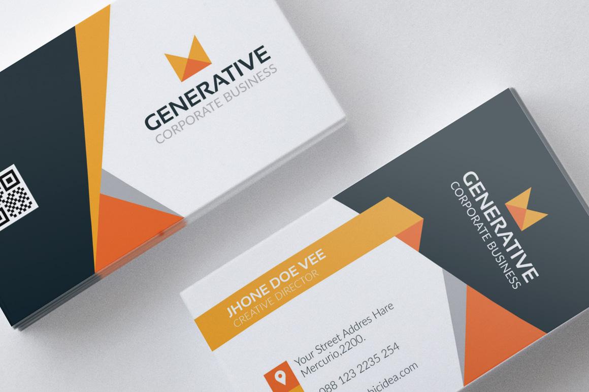 Business Card | vol.04 Corporate Identity