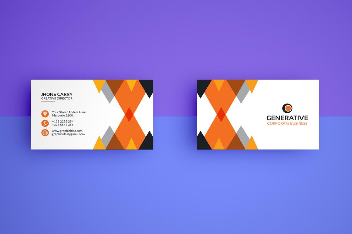 Business Card | vol.05 Corporate Identity