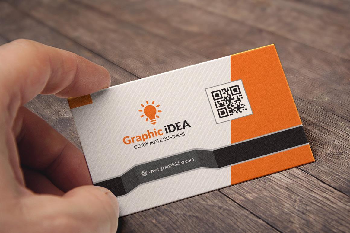 Business Card | vol.06 Corporate Identity