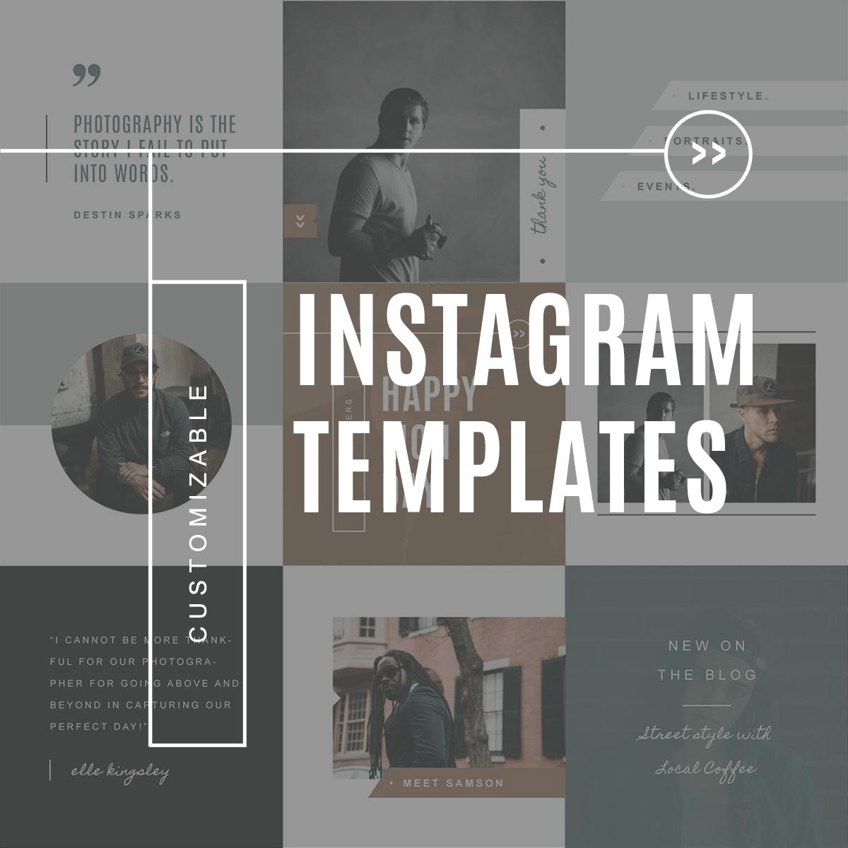 Modern Photographer Instagram Social Media