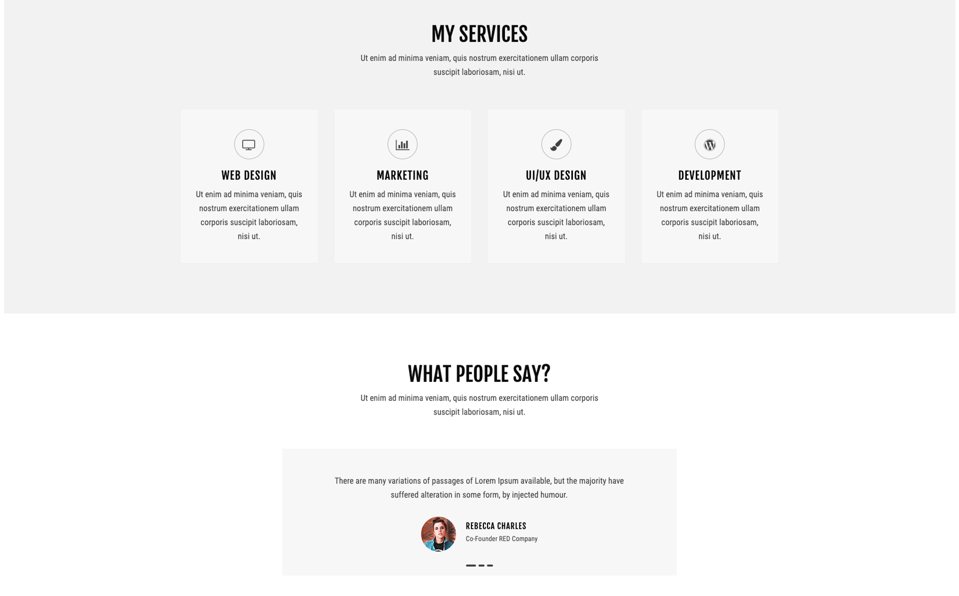 Purin WordPress Theme