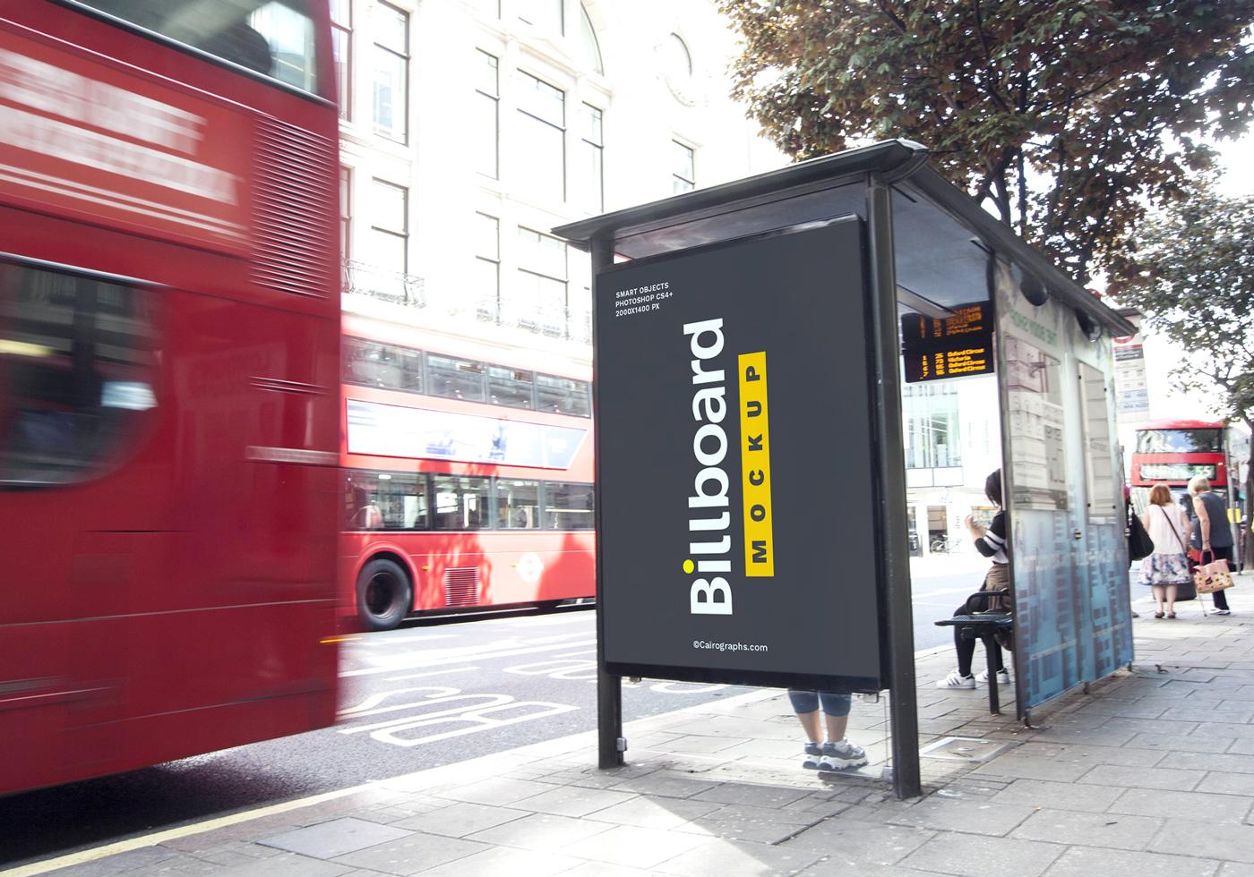 Billboards Product Mockups
