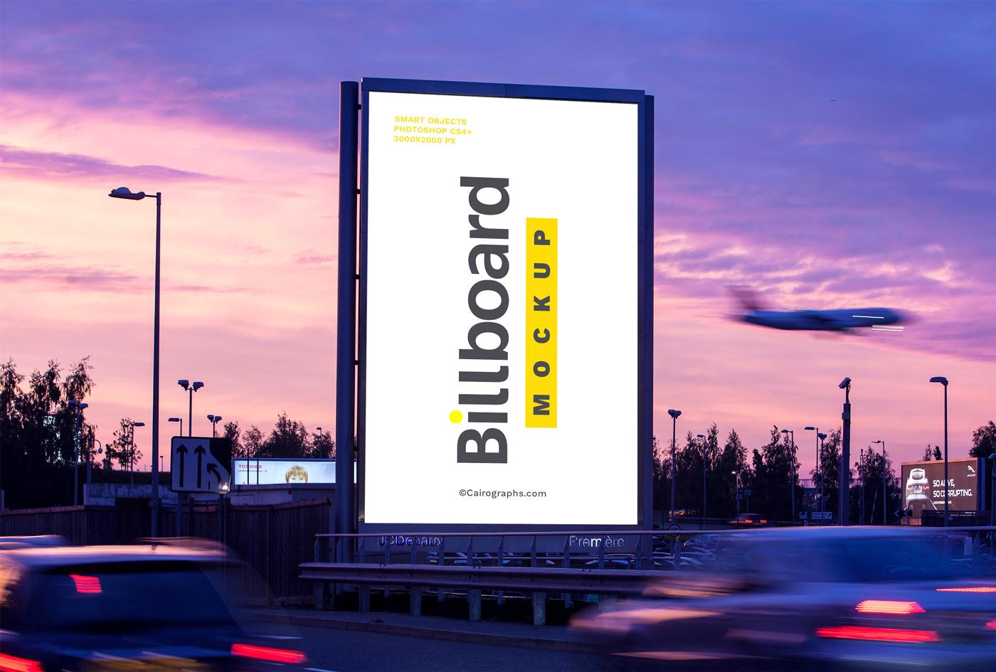 Billboards Vol.2 Product Mockups
