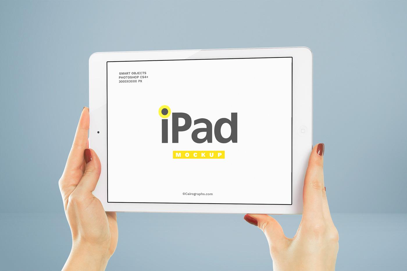 iPads Mockups Product Mockups