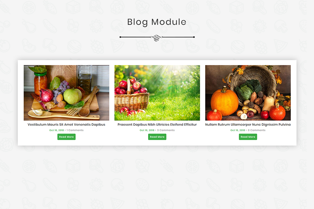 Pure Leaf - The Shopping Mall OpenCart Template