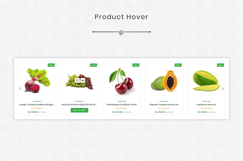 PureLeaf - PrestaShop Theme
