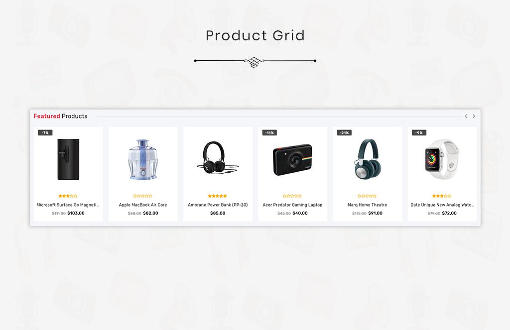 Treaco Electronic WooCommerce Theme