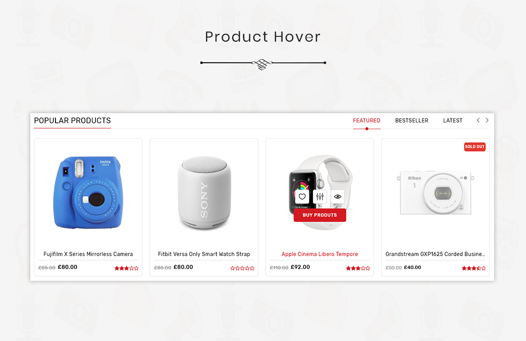 Buyona Electronic WooCommerce Theme