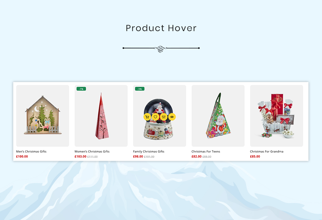 Clausgift Christmas Responsive WooCommerce Theme