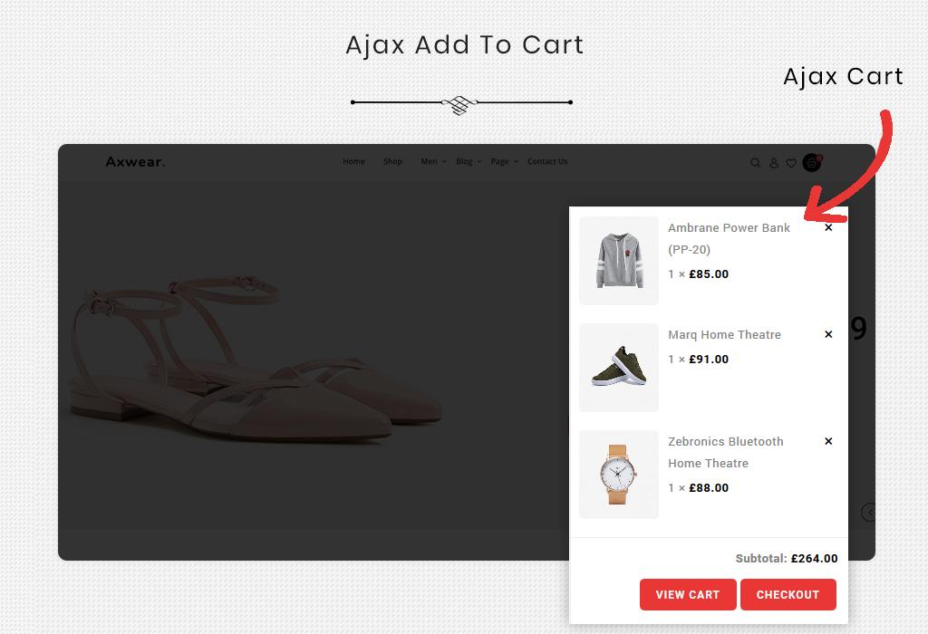 Axwear - Fashion Multipurpose WooCommerce Theme